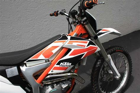 Ktm Freeride For Sale 2016 Ktm Freeride 250r Motorcycle From Ft Myers Fl Today