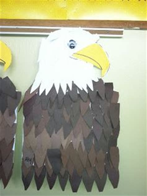 How To Make An Eagle Out Of Paper - 1000 images about veterans day projects on