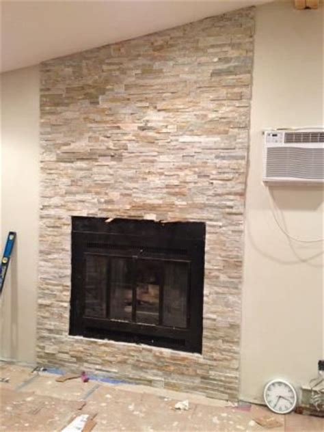 Slate Panels For Fireplace by Best 25 For Fireplace Ideas On Stacked