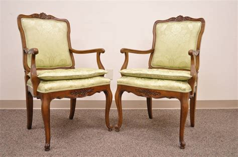 set   french country  louis xv style cherry