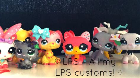 All Costum All lps all my lps customs