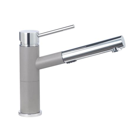 cleanflo new touch single handle pull out sprayer kitchen cleanflo new touch 2 handle pull out 2 modes sprayer