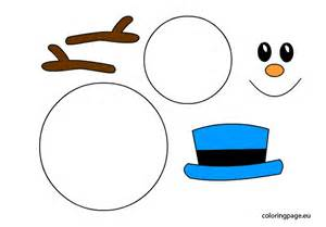 search results for cut out snowman template calendar 2015