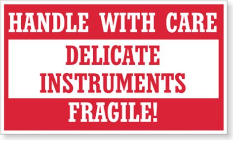shipping label fragile handle with care handle with care shipping label sku d1581