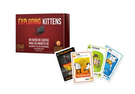 Asmodee Exploding Kittens by Exploding Kittens Ya Disponible De La Mano De Asmodee Consola Y Tablero