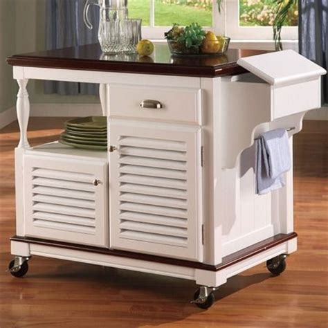 28 movable kitchen islands with breakfast 15 portable kitchen cart on wheels for the home pinterest