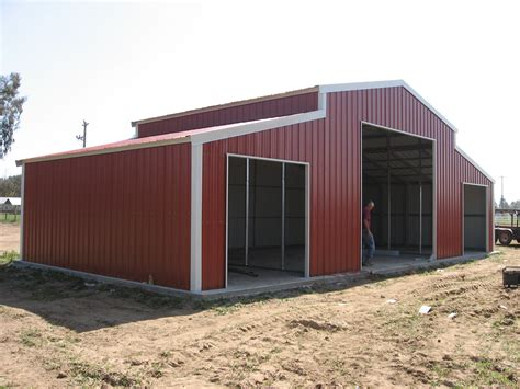 Steel Sheds Buildings by Loen Shed