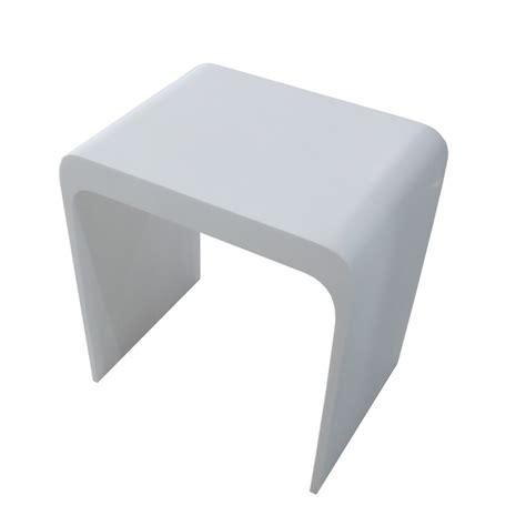 badhocker design design badhocker aus mineralguss v badewelt badezimmer m 246 bel