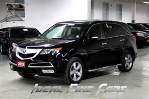 2012 acura mdx reviews acura mdx price photos and autos post