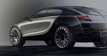 Suv Bugatti Juform Bugatti Crossover