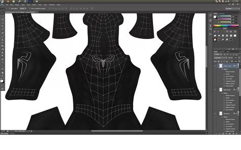 spider man raimi pattern spider man raimi 3d print files pattern free page 9