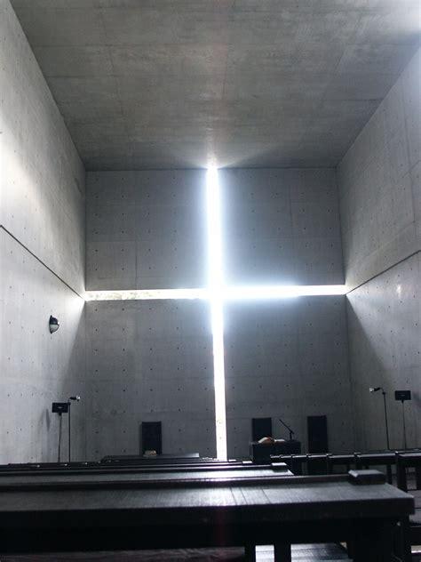 light of the church to church of the light ibaraki by tadao ando