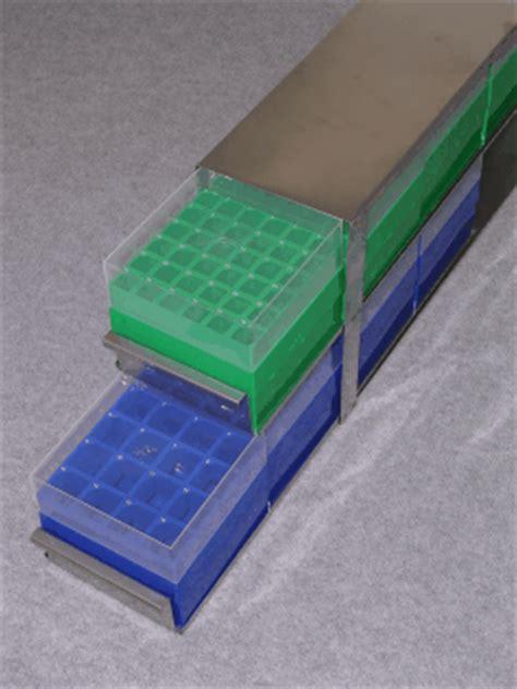 freezer storage system ml conical tubes boca scientific