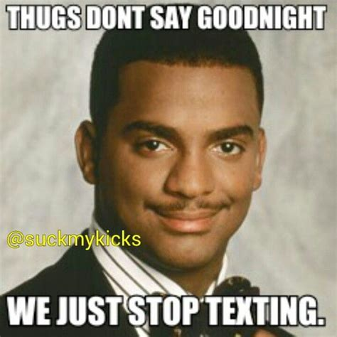thug meme instagram post by vince suckmykicks say it