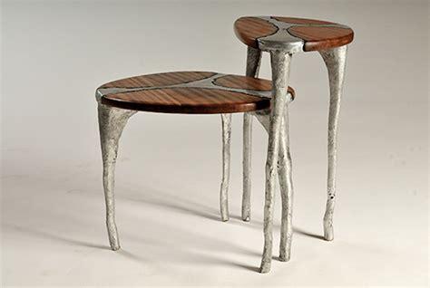 Wood Handmade Furniture - undercut by uriel schwartz 171 inhabitat green design
