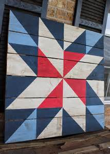 tweetle design co how to make a barn quilt