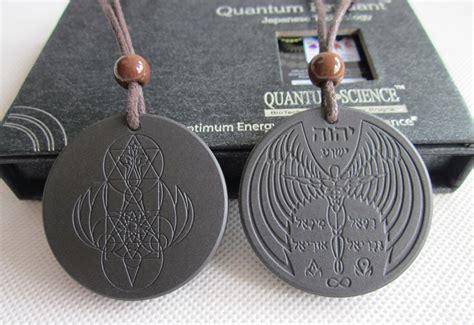 design quantum pendant scientific proof evidence