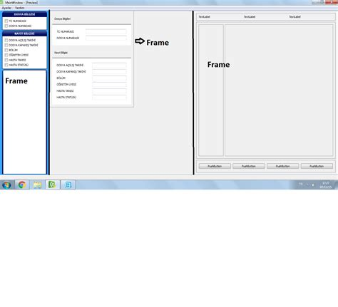 qt layout frame pyqt centralize a frame in another frame in qt designer