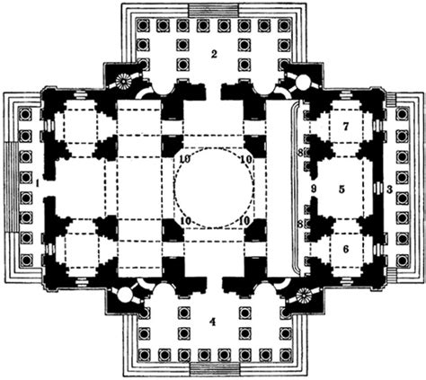 file dehio 6 basilica of maxentius floor plan jpg wikipedia file plan of st isaac s cathedral png wikimedia commons