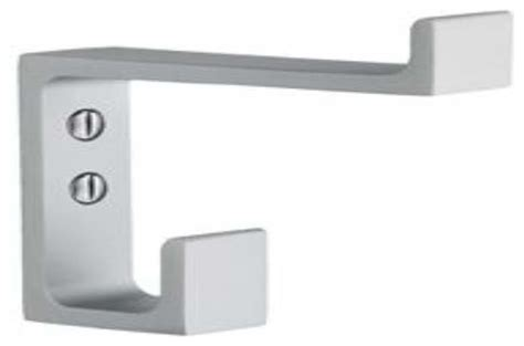 height of robe hook in bathroom smedbo coat hook aluminum height 2 7 8 inch contemporary