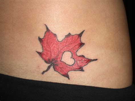 leaves tattoo designs leaf tattoos page 6