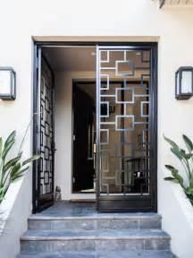 Modern Metal Front Doors » Home Design 2017