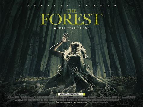 film horor thailand body 19 the forest 2016 poster 1 trailer addict