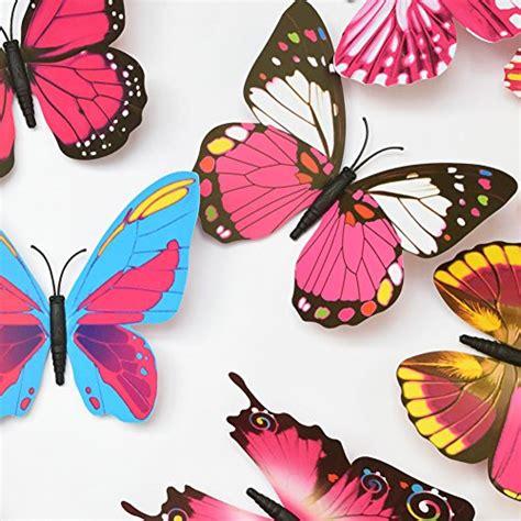 elecmotive 12 pcs purple 12 free shipping elecmotive 24 pcs 3d butterfly new home