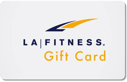 Gym Membership Gift Cards - la fitness gym membership deals lamoureph blog