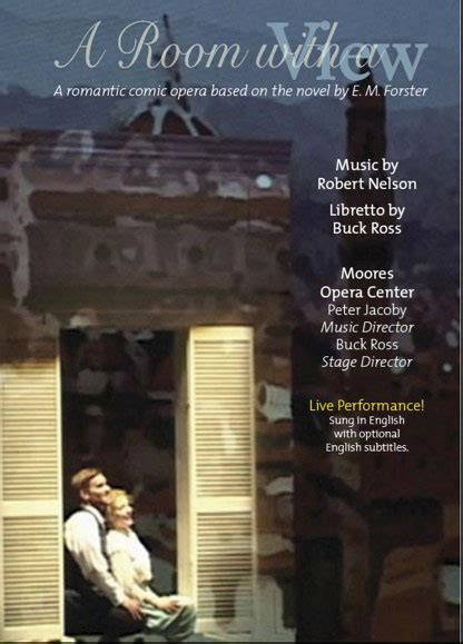 a room with a view soundtrack moores opera center on dvd of houston
