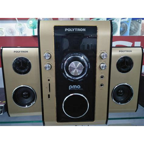 Berapa Speaker Aktif Bluetooth polytron pma 9503 speaker aktif multimedia bluetooth