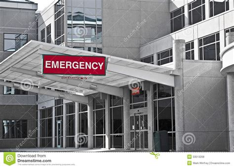 u of l emergency room hospital emergency room royalty free stock photos image 33513208