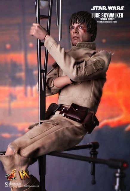 Toys Dx07 Wars Luke Skywalker Battle Damaged Sculpt 1 toys wars the empire strikes back luke skywalker bespin