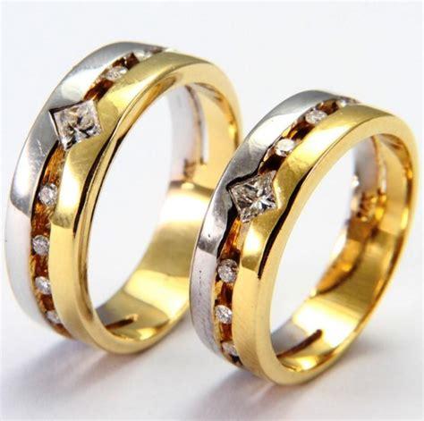 Ring Cincin Hp Polos Bahan Plastik cincin kawin freja palladium zifajewelry