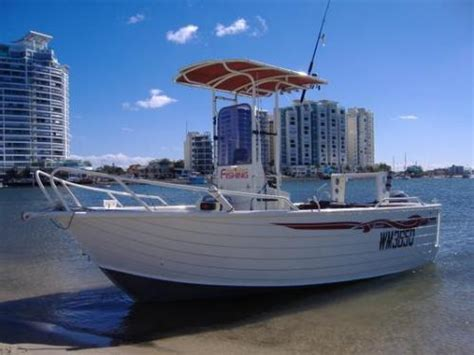 fishing boat for sale ipswich qld 2002 stessco lt475 boat ipswich qld