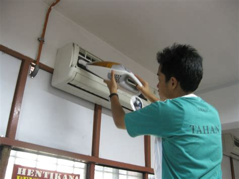 Kecubung Air Clean cleaning the air con cleaning the air green