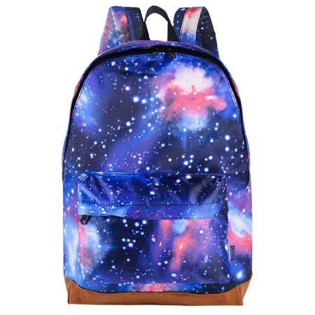 coofit galaxy backpack tie dye laptop book bag school rucksack