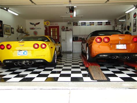 Garage Mahal Welcome To Tri State Corvette Club