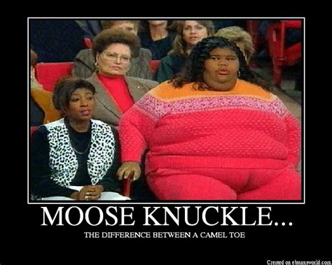 Moose Knuckle Meme - fat women in yoga pants with a moose knuckle page 3