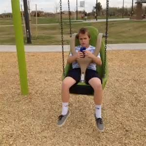 ta swing watch katelynn1703 s vine quot cayden broderick swinging in