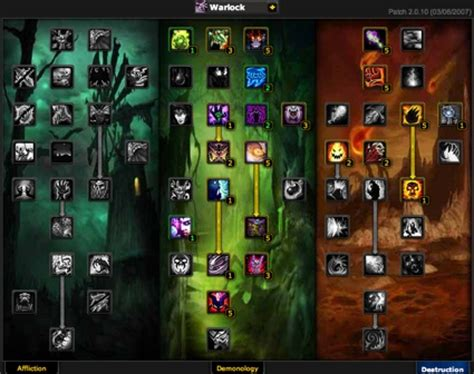 lock spec wow patch 4 3 warlock builds free software backupha