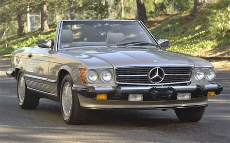 how to learn everything about cars 1989 mercedes benz sl class electronic throttle control 1989 mercedes benz 560sl german cars for sale blog
