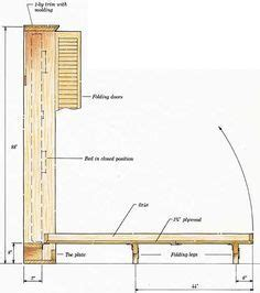 Murphy Bed Plans Online Diy Wall Bed For 150 Gift Cards Guest Rooms And