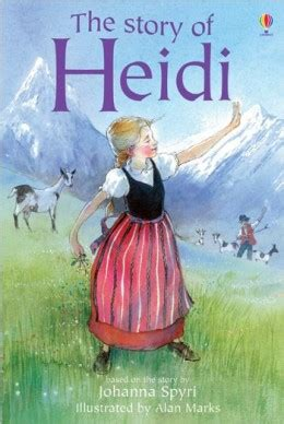 heidi book report heidi switzerland s most popular children s story