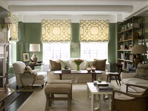 shades for living room fretwork shades transitional living room phoebe howard