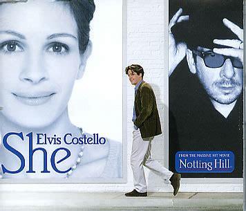 All The Single Costello she elvis costello free piano sheet