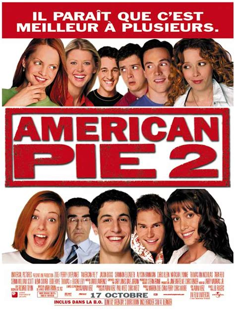 film streaming american pie american pie 2 film 2000 allocin 233