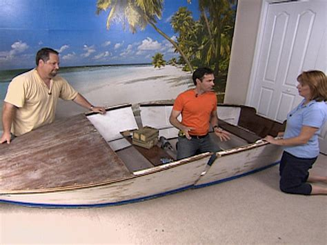 boat made into bed how to create a bed from an old boat how tos diy