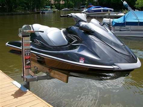 jet ski boat mr lifter jet ski watercraft lift from american muscle