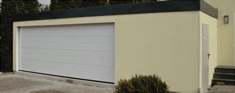 iso garagen doppelgarage mit abstellraum loopele